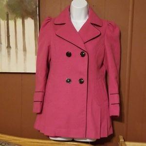 A elegant coat
